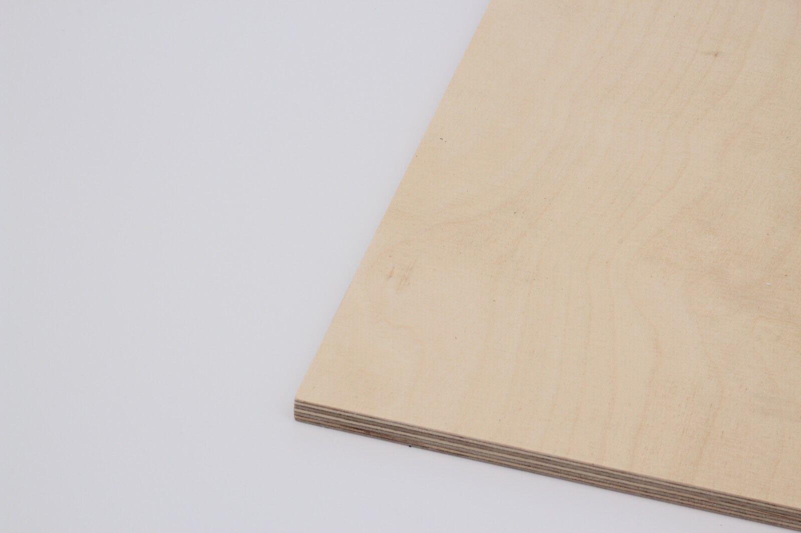 40x80cm Sonderma/ße ! 21mm starke Siebdruckplatten Multiplexplatten Holzplatten Tischplatten Zuschnitt auf Ma/ß