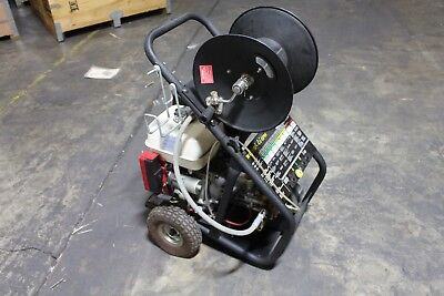 Karcher 3600 Psi-4.0 Gpm Pressure Washer Hd4.036p Honda