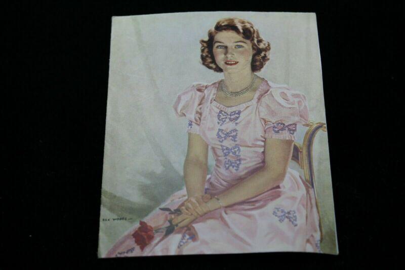 Queens Elizabeth North American Life Assurance Birthday Card Greetings