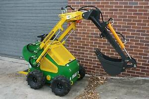 Mcloughlin Backhoe Attachment For Mini Loader, Fits Dingo Kanga Sydney City Inner Sydney Preview