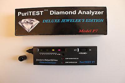 Puritest P7 Diamond Analyzer Electronic Detecting Detecto...