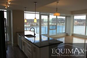 LARGE CORNER UNIT AT KINGS WHARF FOR RENT 2BED + DEN - MUST SEE!