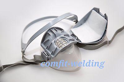 High Quality Anti-dust Respirator Welder Welding Safety Paint Spray Mask 10fil