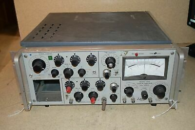 Egg 124a Princeton Applied Research Laboratory 2hz-210khz Lock-in Amplifier