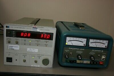 Hp Keysight 6033a Power Supply 20v 30a Fully Load Tested 30 Day Warranty