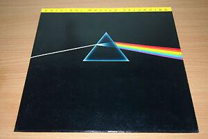 Pink Floyd Dark Side Of The Moon Japan Limited Ed. Vinyl LP Record MFSL 1017 OOP