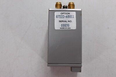 Agilent 87222-60011 50ghz Transfer Switch Assembly