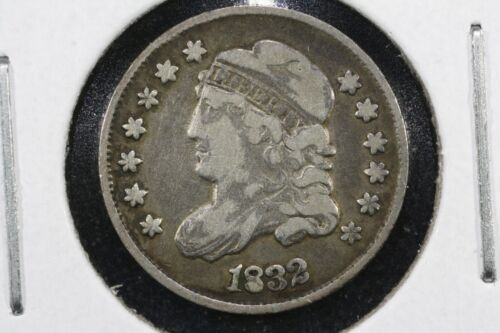 1832 Capped Bust Half Dime, Fine+