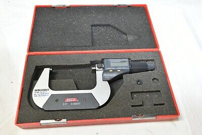 Spi Electronic Outside Micrometer 2-3 0.00005.machinist Measuring Tool
