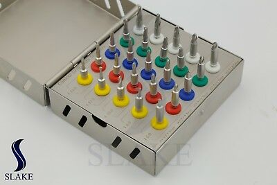Conical Drill Kit With Stoppers Dental Implant Surgical Set High Quality Ce