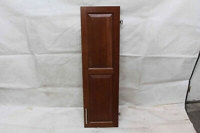 2012 KEYSTONE FUZION 301 RV MOTORHOME RIGHT SIDE CABINET WOOD DOOR 41X12 OEM