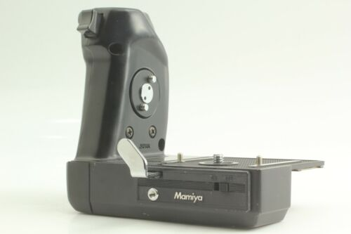 [EXC+5] Mamiya Motor Drive Power Winder Hand Grip For M645 1000S From JAPAN