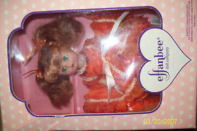 "Effanber 9"" Lil Innocence Orange Fizz v585 Doll"