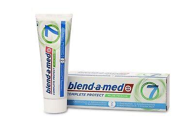Blend-a-med Complete Protect 7 Milde Frische Zahnpasta 75ml Zahncreme
