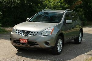 2012 Nissan Rogue SV AWD | Bluetooth | Heated Seats