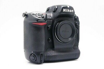 Nikon D2H 4.1MP Digital SLR Camera Body Only - 2009663
