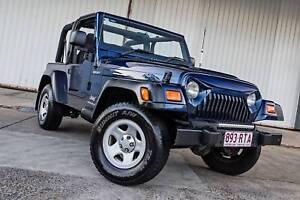 2004 Jeep Wrangler 4X4 Molendinar Gold Coast City Preview