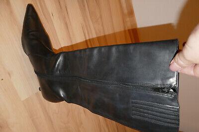 Buffalo Leder-Stiefel Größe: 42