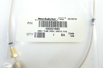 Waters Acquity Uplc 430001880 Assy Tube Peek .0025 I.d 10.5l