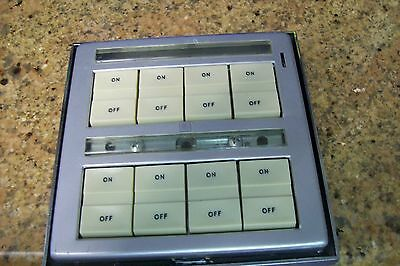 Ge Remote Control Master Switch. Rcs2 Switches Included Used With Rr7 Systems
