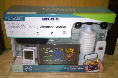 La Crosse Technology Professional Remote Monitoring WiFi Weather Station C84428