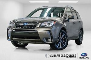 2017 Subaru Forester 2.0XT Limited Eyesight, Toit, Cuir, Navigat