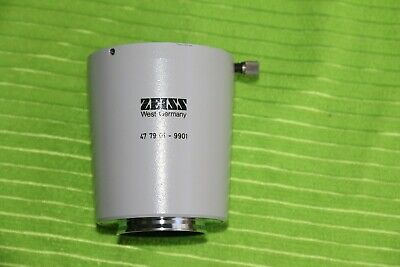 Zeiss Microscope Photo Tube Will Fit To Photomicroscope Universal