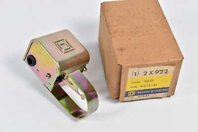 Square D Sumptrol Float Switch 9036 Type Kg12-s1 New Old Stock Sump Pump