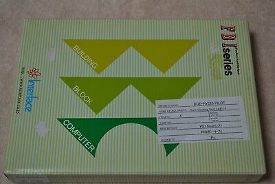 INTERFACE IBX-2796C NEW in Box