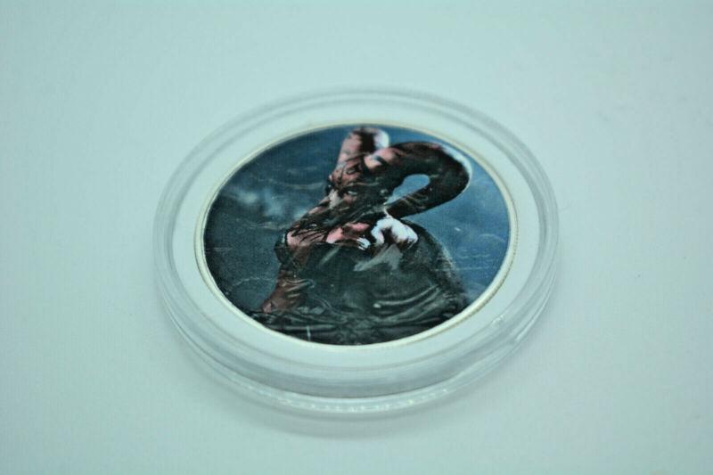 Star Wars Darth Talon American Silver Eagle 1oz .999 Silver Dollar Coin