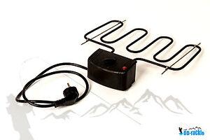 2000 W elektro Heizspirale Räucherofen Heizung räuchern Heizschlange Heizelement