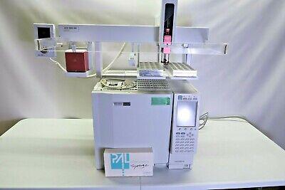 Shimadzu Gc-2010 Fid Aoc 5000 Plus