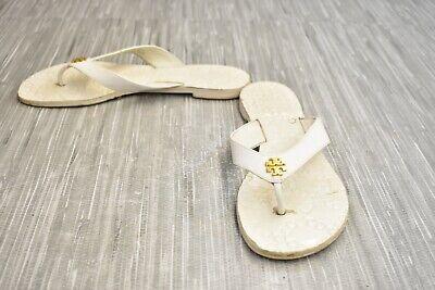 **Tory Burch Monroe Sandal - Women's Size 6 - White