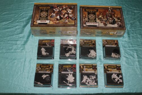 Warmachine / Hordes Army Lot, NIB - Protectorate of Menoth 11 Item Lot