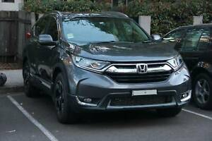 2018 Honda CR-V VTi-S Automatic SUV