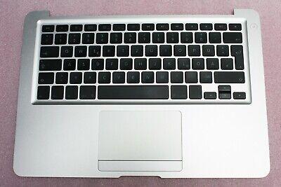 """Topcase & Tastatur QWERTZ + Trackpad  -  MacBook Air 13"""" A1237  -  2008"""