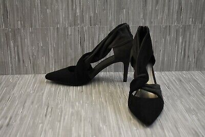 Impo Heeled Sandals - Women's Size 9M - Black Suede