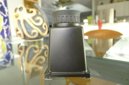 HASSELBLAD HM2 VIEW FINDER 72524 FLEXBODY ARCBODY SWC WITH MINT GLASS