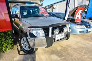 2007 Mitsubishi Pajero 4x4 Turbo Diesel • Well maintained • Tweed Heads Tweed Heads Area Preview