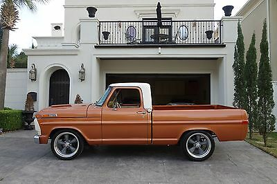Image 16 of 1972 Ford F-100 460…
