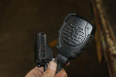 Pryme Vertex Hand Shoulder Mic Mini Tactical Police Fire Radio