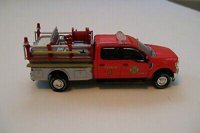 Kitbash - Custom Greenlight Ford F-550 Brush Fire Truck