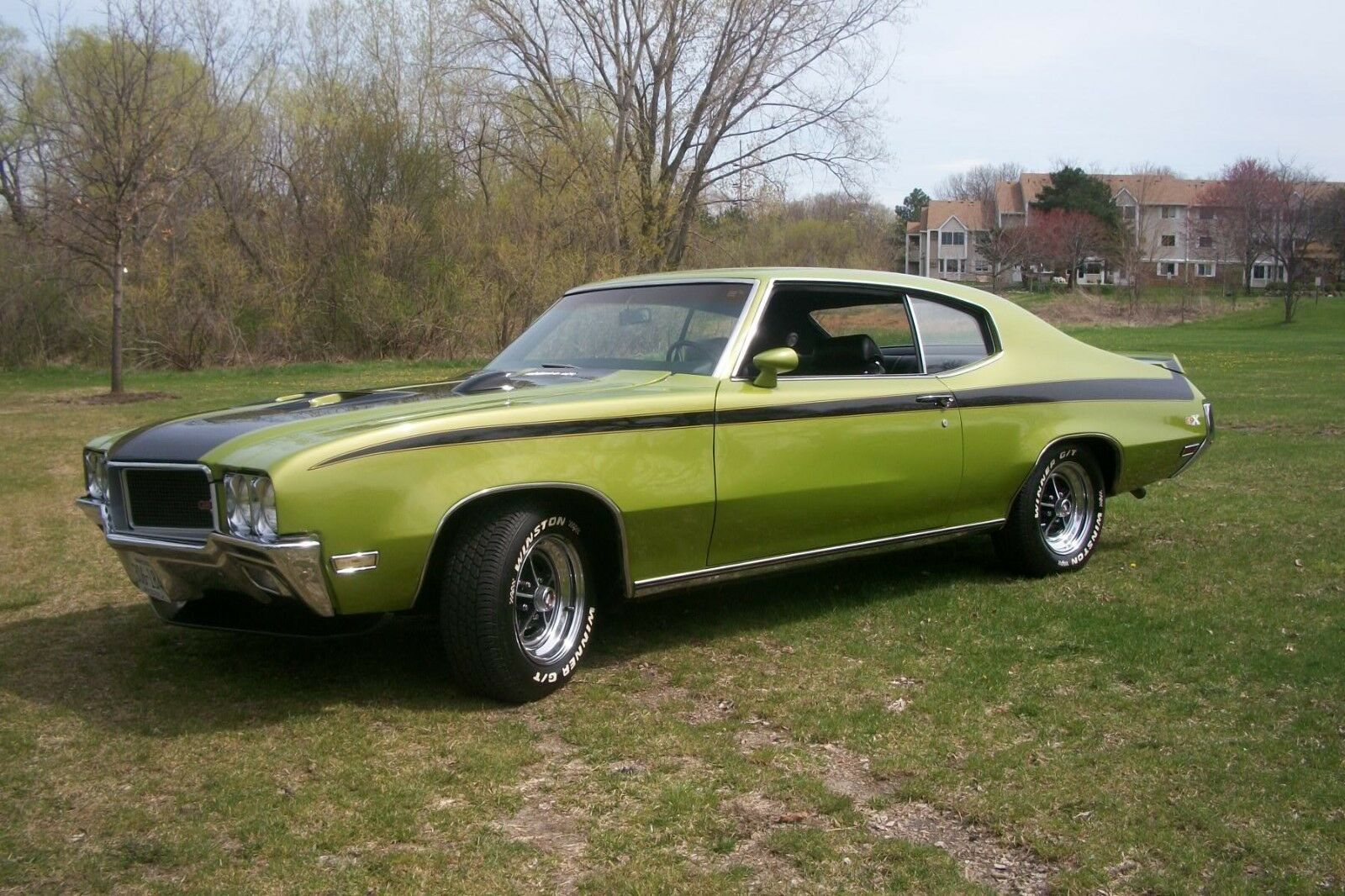 1970 buick skylark gsx tribute 455 stage 1 engine 360hp for Buick motors for sale