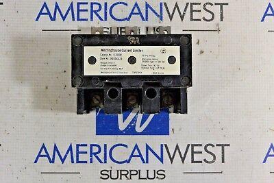 Westinghouse Current Limiter El3030r 30 Amp 600vac El3030r