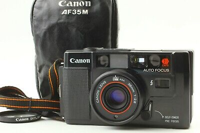 【N.MINT】Canon Sure Shot AF35M Autoboy Point &Shoot Camera made in&from JAPAN#e08