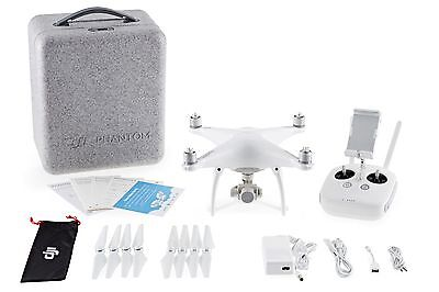 DJI Phantom 4 Drone Quadcopter 4K Camera Obstacle Avoidance *Brand New*