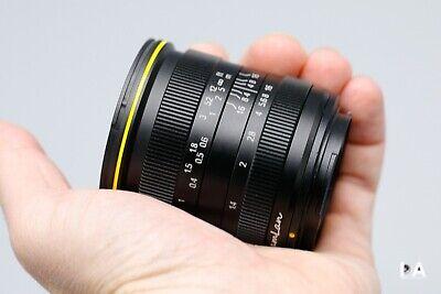 Kamlan 28mm F1.4 Prime Lens of Sony E-Mount (APS-C)