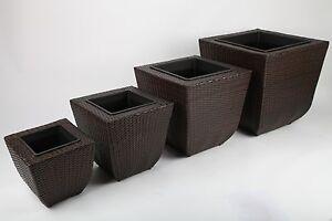 4-Maceta-Tiesto-Recipiente-Para-Plantas-Maceta-Poliratan-H-56-29-cm
