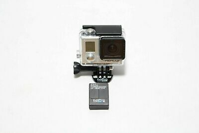 GoPro Hero3+ Silver Edition - Camcorder / Digital Action Camera (REFURBISHED)