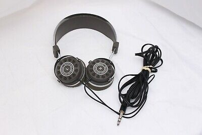 RARE VINTAGE PANASONIC PROFESSIONAL HEADPHONES EAH-500 AUDIOPHILE